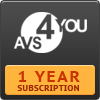 Avs4You 1 Year Subscription
