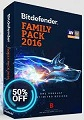 Bitdefender Family Pack 2016
